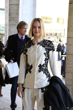 NY Fashion Week Day 4  02/10/2013