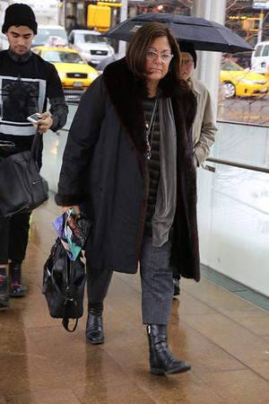 NY Fashion Week Day 5   02/11/2013