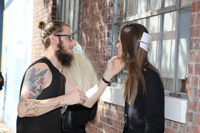NY Fashion Week Day 5  09/09/13