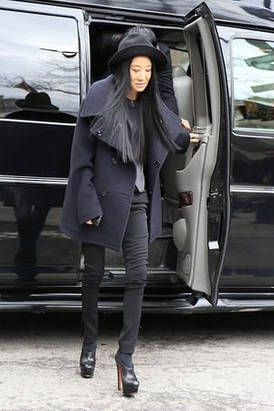 NY Fashion Week Day 6  02/12/2013