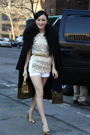 NY Fashion Week Day 7   02/13/2013
