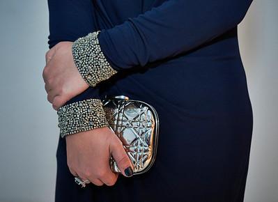 Feb. 9, 2017 - NYFW Feb 2017 Etihad Airways Fashion Cocktail Party  Amina Tahar