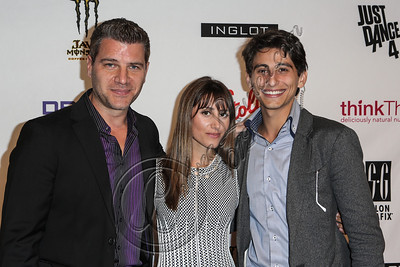 NEW YORK, NY - SEPTEMBER 10:  TV personality Tom Murro, Rachel Heller and Yehuda M. Neuman attend Abbey Dawn By Avril Lavigne Spring 2013 at the Metropolitan Pavilion on September 10, 2012 in New York City.  (Photo by Chelsea Lauren/Getty Images)