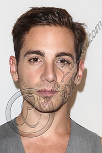 NEW YORK, NY - SEPTEMBER 10:  Billboard fashion editor Gregory Dellicarpini Jr. attends Abbey Dawn By Avril Lavigne Spring 2013 at the Metropolitan Pavilion on September 10, 2012 in New York City.  (Photo by Chelsea Lauren/Getty Images)