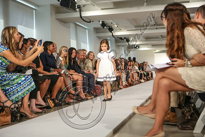 NEW YORK, NY - SEPTEMBER 12:  general view of the atmosphere at Oscar De La Renta Childrenswear 2013 fashion show during Mercedes-Benz Fashion Week on September 12, 2012 in New York City.  (Photo by Chelsea Lauren/Getty Images)
