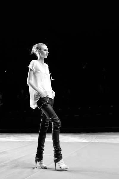 Narcisco Rodriguez Fashion Show NYFW SS 2012