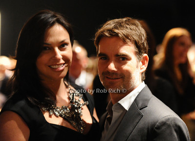 Ingrid Vandebosch, Jeff Gordon