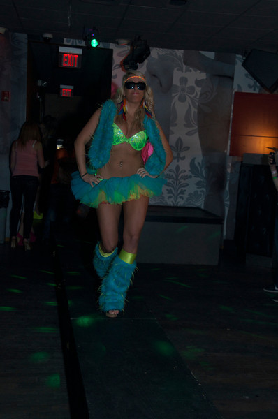 Fashion show at Anatomy Nightclub + Ultralounge