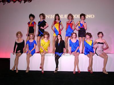 Nicole Romano and models