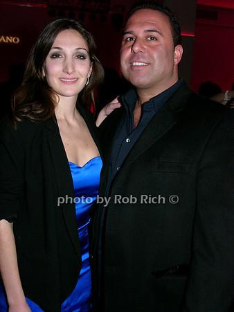 Nicole Romano,  John Mahdessian