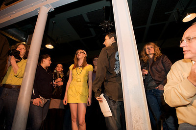 Rock n' Roll Fashion Show at Northside Tavern