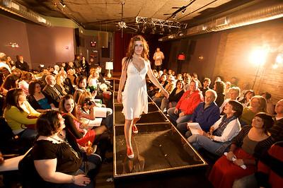 Merisa Calihan Rock n' Roll Fashion Show at Northside Tavern