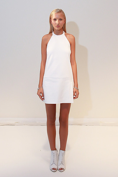 Odilon by Stacy Clark SS 2012 Show, Hair Room Service Shoot, Hair by Michael Duenas