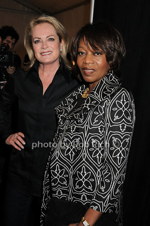 Pamela Roland, Alfre Woodard<br /> photo by Rob Rich © 2010 robwayne1@aol.com 516-676-3939
