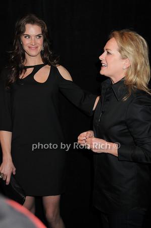 Brooke Shields, Pamela Roland<br /> photo by Rob Rich © 2010 robwayne1@aol.com 516-676-3939