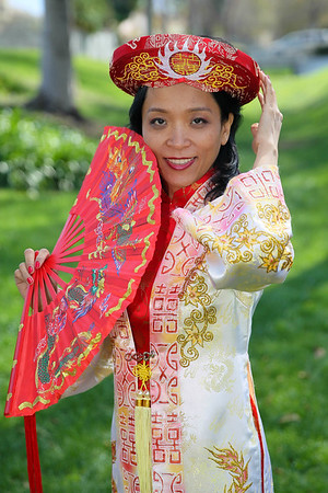 Petra's Vietnamese Theme Shoot