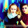 Model: Lucius Opialo & Tiana Sharpie<br /> MUA: Jez Roberts & Lucius Opialo<br /> Photographer: Alex Weisman