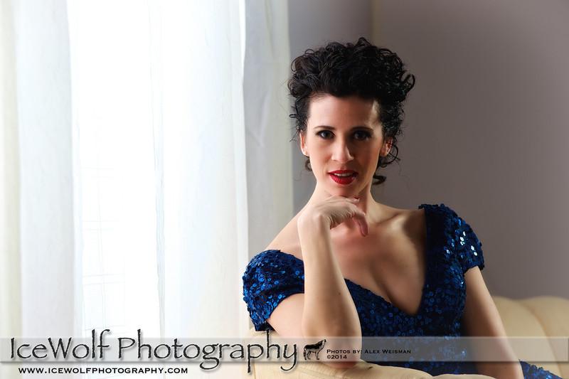 Model: Kirsty Wright Stalder<br /> Photographer: Alex Weisman