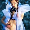 Model: Rio Van Zant<br /> HMUA: Jenny Bakes<br /> Photographer: Alex Weisman