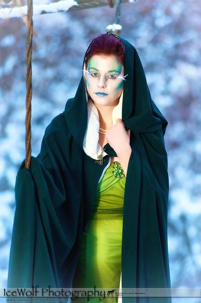 Model: Mikayl Eastabrook<br /> HMUA: Jenny Bakes<br /> Photographer: Alex Weisman