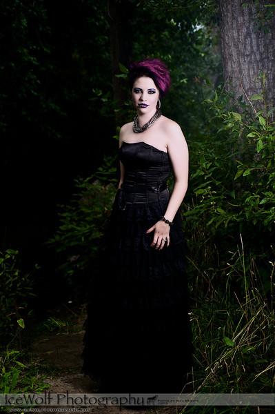 Concept: Nicole Albright<br />   Model: Nicole Albright<br /> Photographer: Alex Weisman