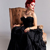 Concept: Nicole Albright<br />   Model: Kimberly Shepherd<br /> Photographer: Alex Weisman