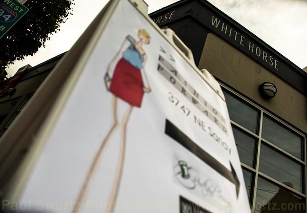 Portland Sewing: Fashion Forward