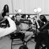Backstage at Prabal Gurung NYFW SS 2012