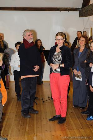 Výstava studentských prací Katedry designu Fakulty textilní TUL
