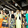 Proenza Schouler Backstage NYFW SS 2012