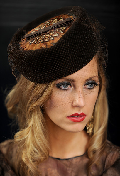 TREND: Ladylike with a twist.<br /> RUNWAY INSPIRATION: Marc Jacobs.