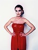 Red Red Dress Fashion Analogical Photo