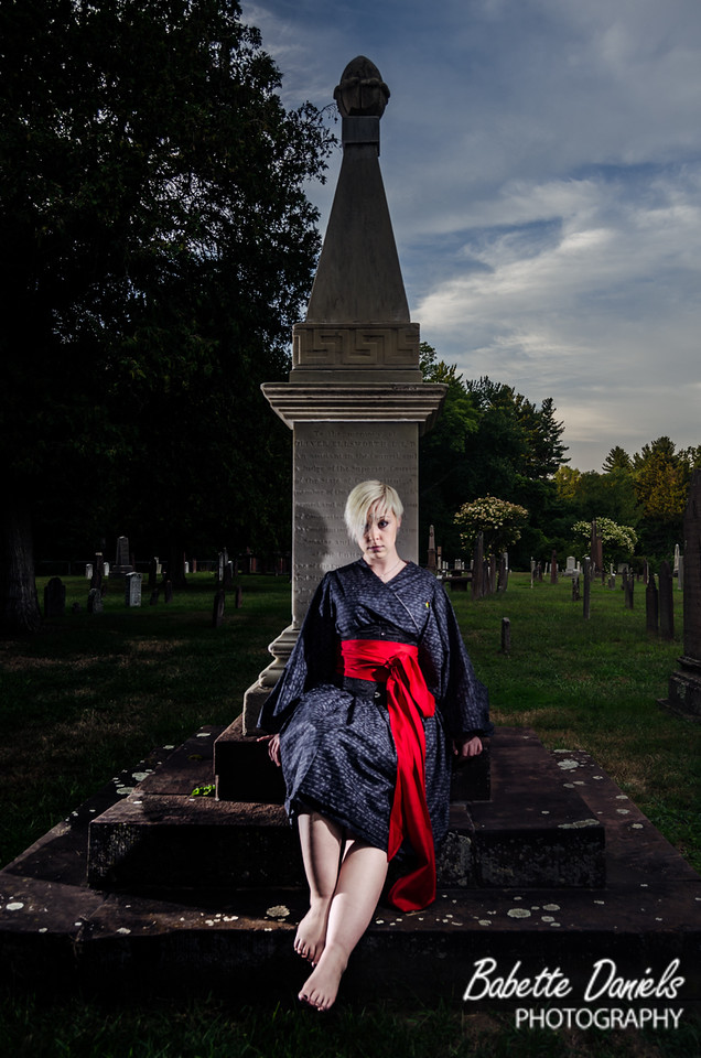 A Redfield Halloween