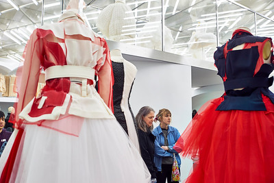 May 13 2017- New York, NY USA,  Res Kawakubo - Comme des Garçons - The Art of the In-Between exhibit at the Metropolitan Museum of Art  Credit: Robert Altman