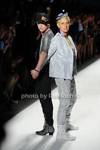 Richie Rich, Ellen Degeneres photo by Rob Rich © 2010 robwayne1@aol.com 516-676-3939