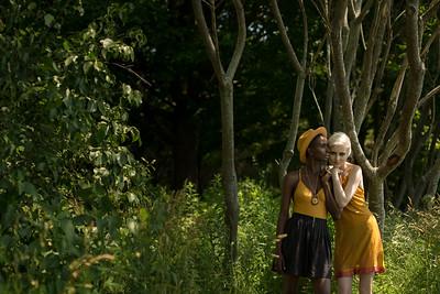 Rosina Mae Photo Shoot, June