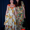 Photo by Taylor Reyes<br /> <br /> In This Scene: Teresa and Michelle were rocking floral prints at the Hubba Hubba Revue Awards Show. The dresses are both vintage pieces from La Rosa in the Haight.