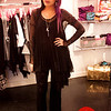 Photo by Tessa Morris<br /> <br /> In this scene: Chrissie works at Betsey Johnson and loves wearing anything that's black.