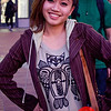 Photo by Tessa Morris<br /> <br /> In this scene: Rae Ann is from San Jose and loves shopping at Urban Outfitters and Crossroads.