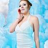 Model: Kinzie Rueckert<br /> MUA/H: Self<br /> Photographer: Alex Weisman