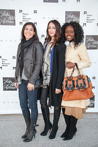 Elizabeth Acosta, Amanda Bllackmon, Marlo Darrington