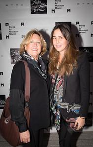 Barbara and Liza Laman