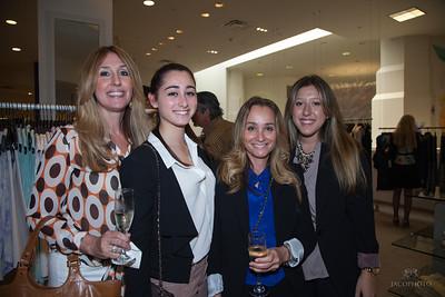 Sigrid Morales, Victoria Padilla, Mercy Padilla, and Ciara Beyra