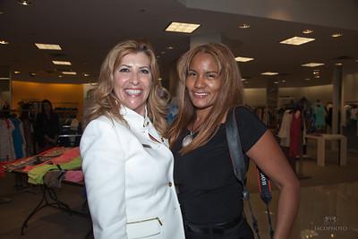 Elaine Ozinski and Madeline Pavone