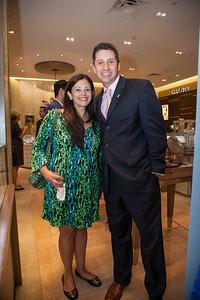 Sean Kramer and Annie Lopez
