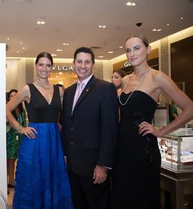 Models and  Mr. Sean Kramer