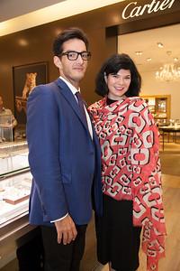 Danny Almeids and Sophia Macris-Roberto Coin