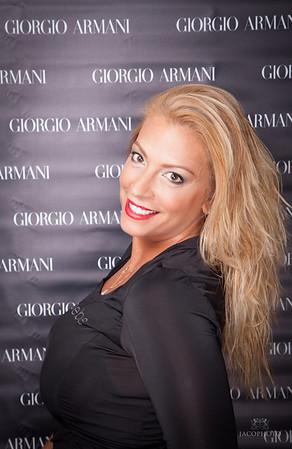 Sak's 5th Avenue - Giorgio Armani Event