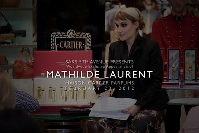 Saks 5th Cartier