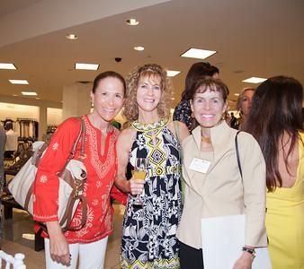 Lynn Prigozen, Ruth Ann Miller- Jones and Mary Lou Dasburg